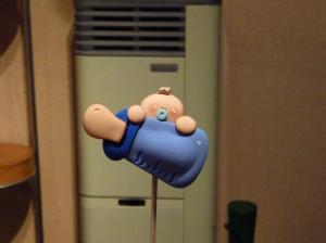 arte feliz encintados y recuerditos para bautizos,baby shower,nacimientos