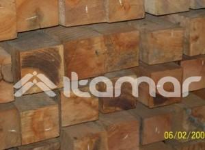 venta de  madera : vigas de roble hasta 6 metros