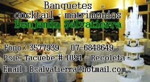 banquetes,eventos
