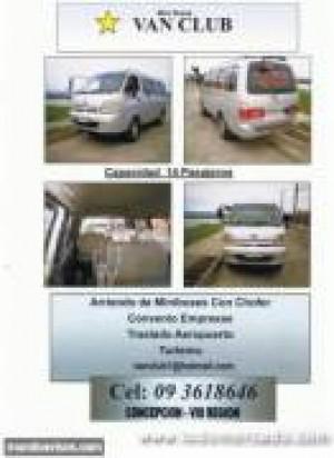 servicio de taxis y transfer