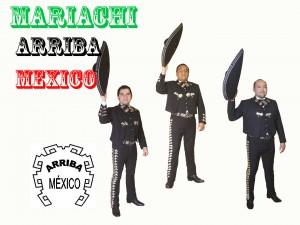 mariachi arriba mexico www.arribamexico.cl