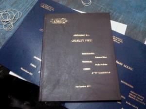empastes de archivos contables