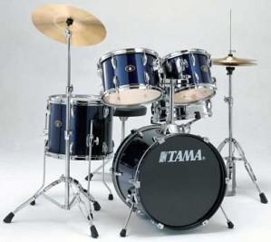 �tocas o quieres tocar bateria?
