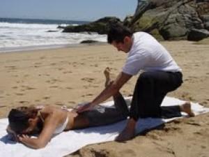 masaje de relajaciÓn terapia descontracturante