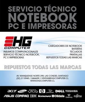 servicio tecnico notebook las condes - santiago