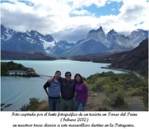 tour a torres del paine servicio full  day un plus con el glaciar perito
