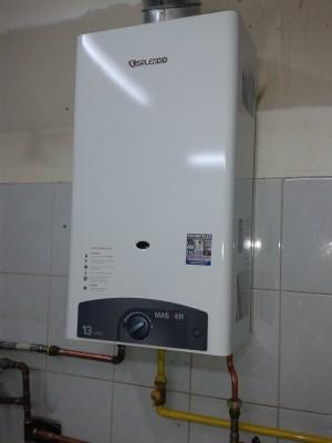 mantencion de calefonts, termos de gas y electricos todas las marcas