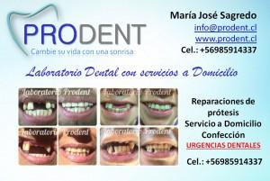 protesis dentales a domicilio, reparaciones y urgencias