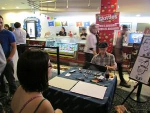 caricaturista para su evento y encargos a particulares