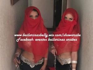 show de bailarinas arabes para fiestas, cumpleaños, empresas