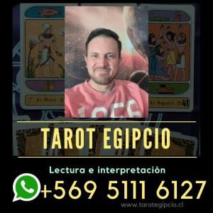 tarot egipcio lectura e interpretación +56 9 5111 6127