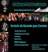 SERVICIO DE KARAOKE CON PANTALLA GIGANTE