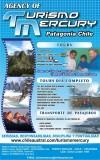 OPERAMOS EN PATAGONIA CHILENA - ARGENTINA TORRES DEL PAINE GLACIAR PERITO