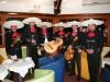 Mariachis, charros, serenatas... En Santiago..!!