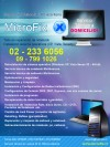 Servicio Tecnico a Domicilio Pc Netbook Notbook Outlook wifi