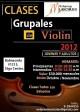 Clases de violin intermedio - jóvenes y adultos
